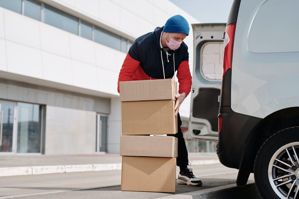 balíky odvoz