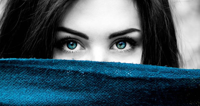 skrytá ženská krása