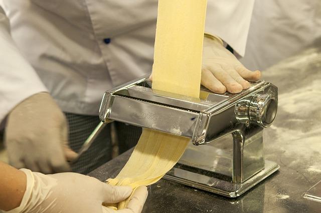 výroba těstovin