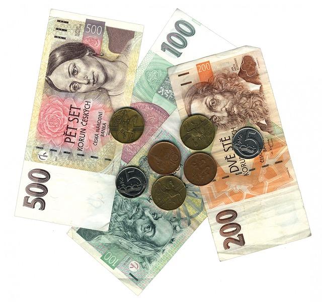 měna čr