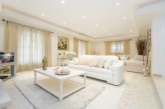 bílý pokoj