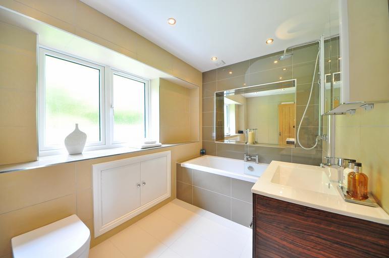 Moderní pojetí koupelny