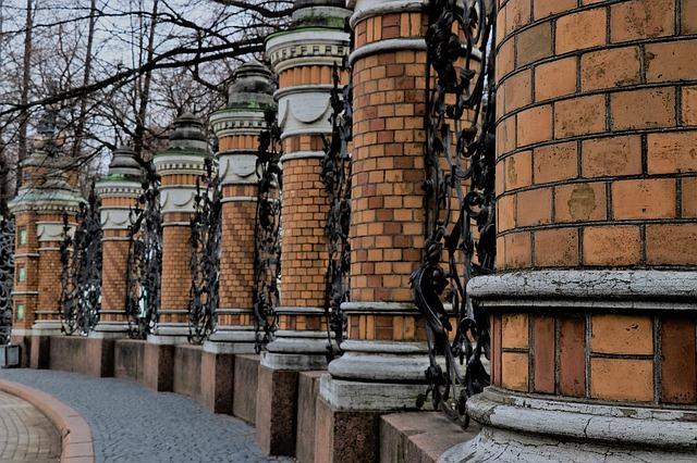 historický plot