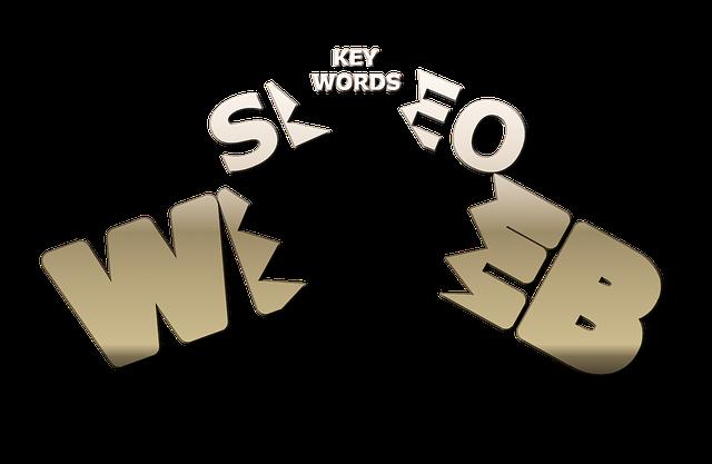 klíčová slova jako středobod celého SEO